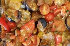Pesto Pasta Sauce Topping
