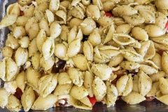 Pesto Pasta Topping
