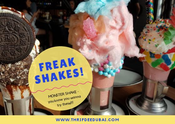 Freak Shake I hear you say?