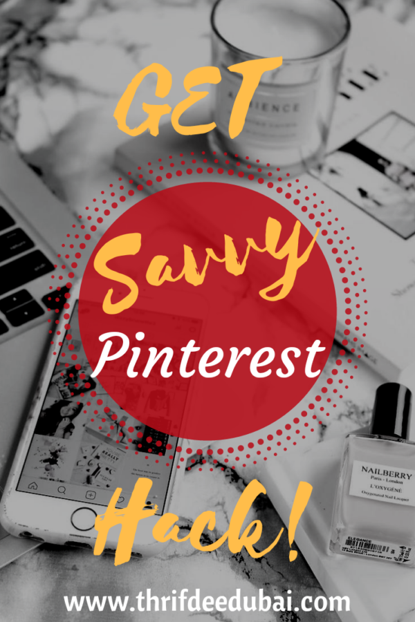 Smash That Pinterest!