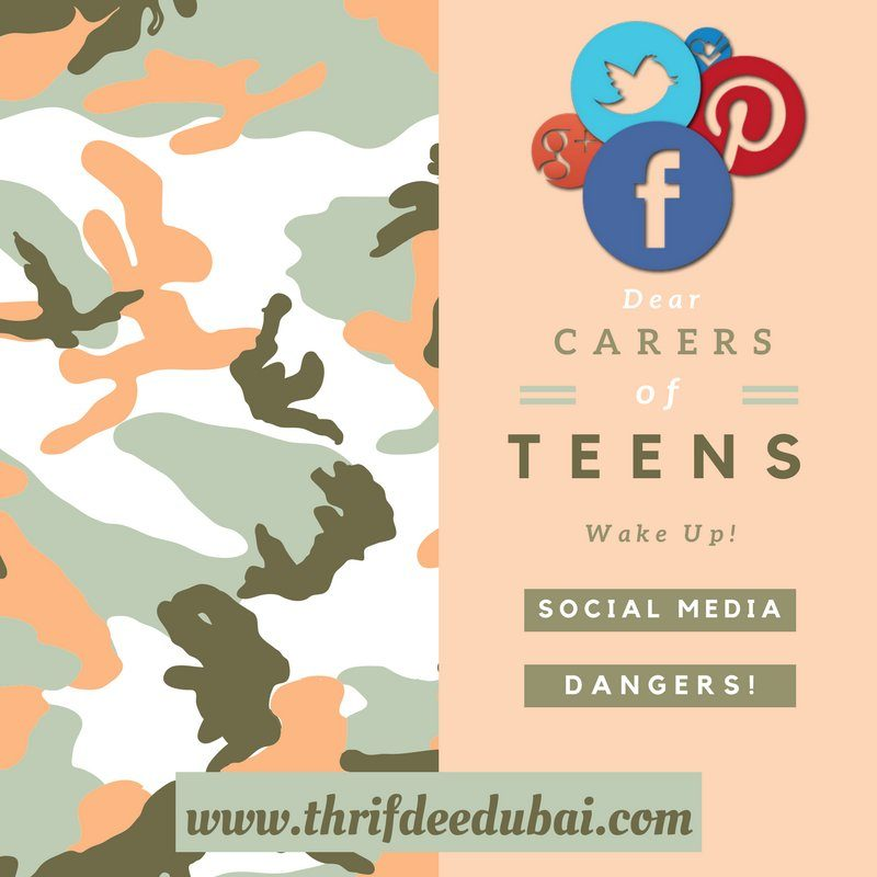 Dear Carers Of Teens
