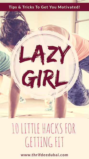 10 Ways To Get Fit – The Lazy Girl Way.