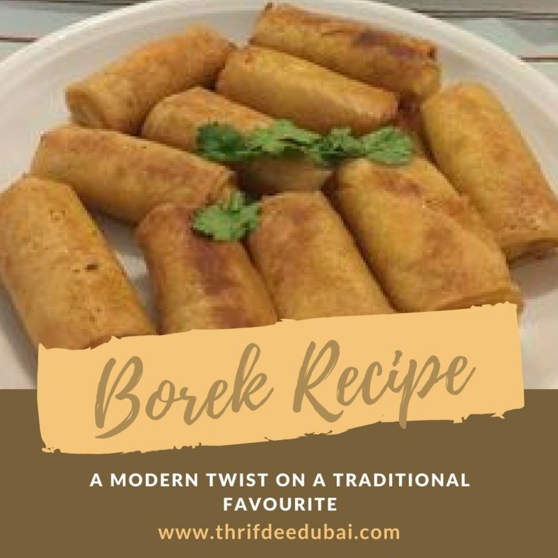 Traditional Borek – The Ramadan Series