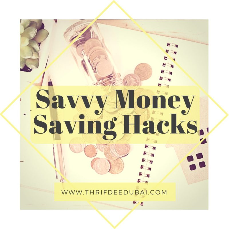 Savvy Money Saving Hacks Around The Home