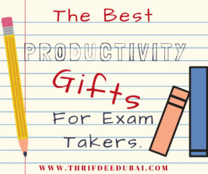 The Best Productivity Gifts For Exam Takers
