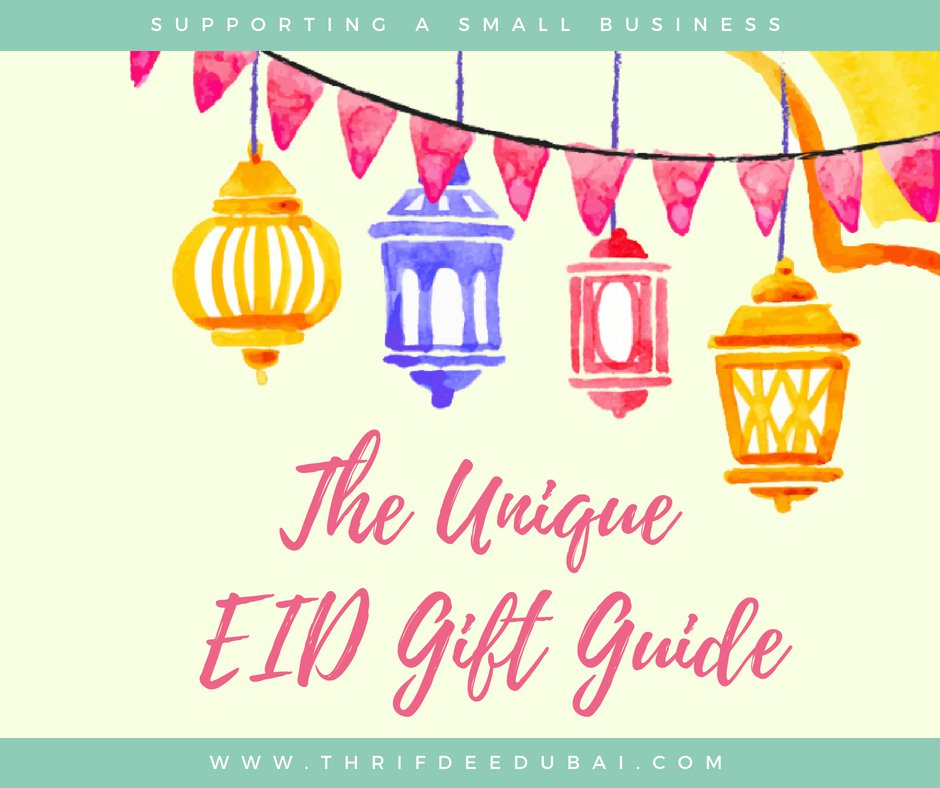 A Unique Eid Gift Guide – The Ramadan Series