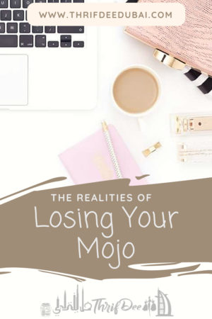 When Moving Steals Your Mojo!