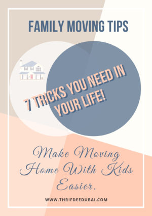 7 Surefire Ways To Make Moving Easier With Kids