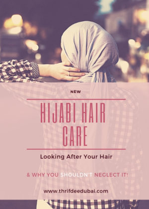 Hijab Hair Tips – Yes There IS Hair Under There!