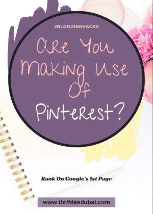 Are You Making Use Of Pinterest?