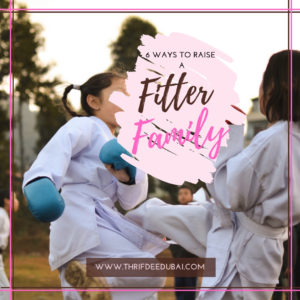 6 Ways To Raise A Fitter Family