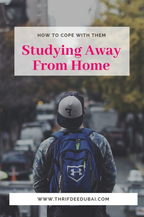 How To Cope With Them Studying Away From Home